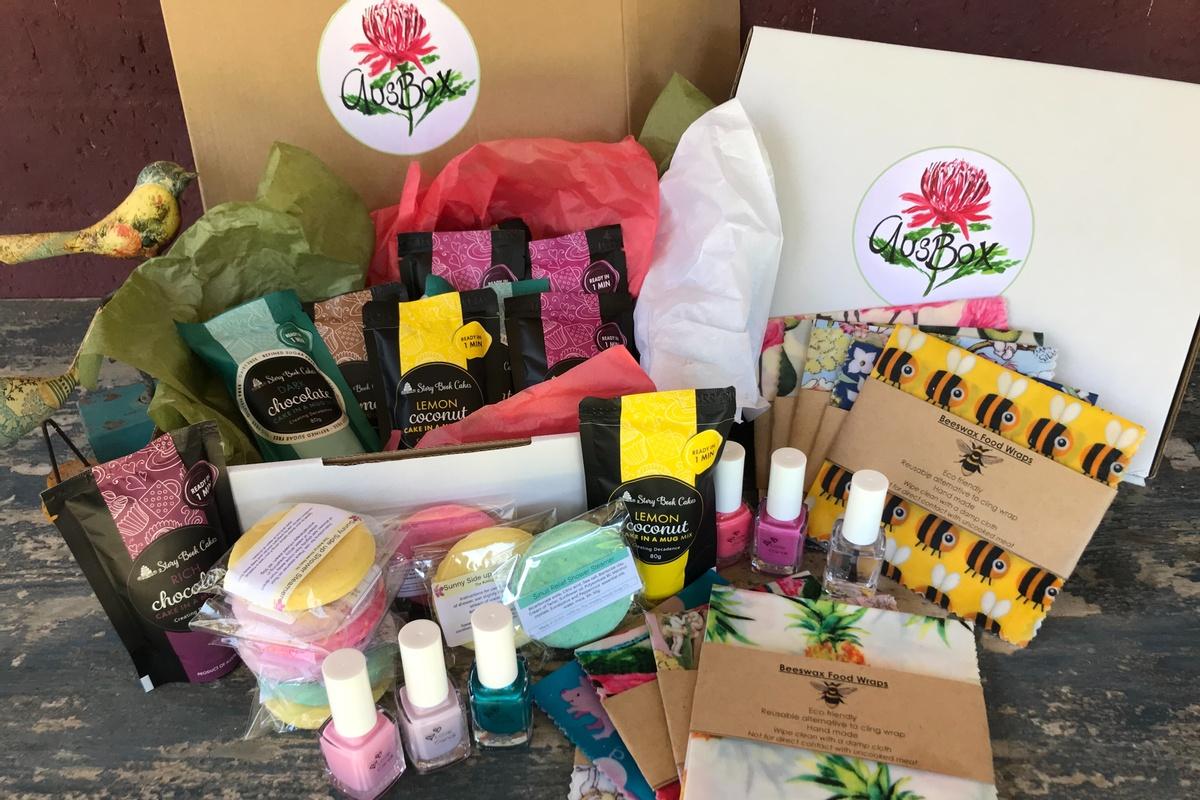 AusBox Subscriptions Beauty Box