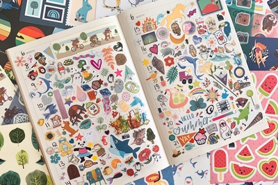 Big Kids Sticker Pack Photo 2