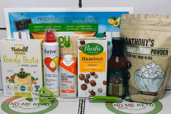 No Me Keto Box Photo 1