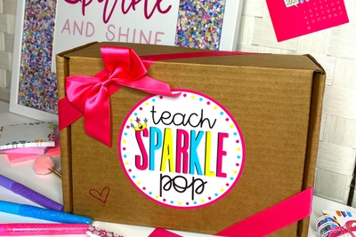 TEACH SPARKLE POP Photo 3