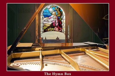 The Hymn Box - Beloved Music of Peace, Power and Strength - Calming, Light Piano by Dave Cornwall, Jazz Piano Photo 1