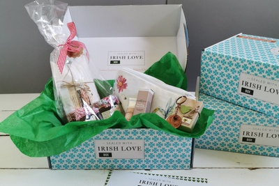 Sealed with Irish Love Box Photo 2