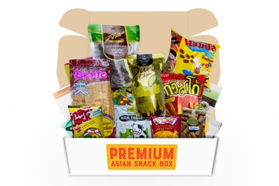 ASIAN Snack BOX Photo 1