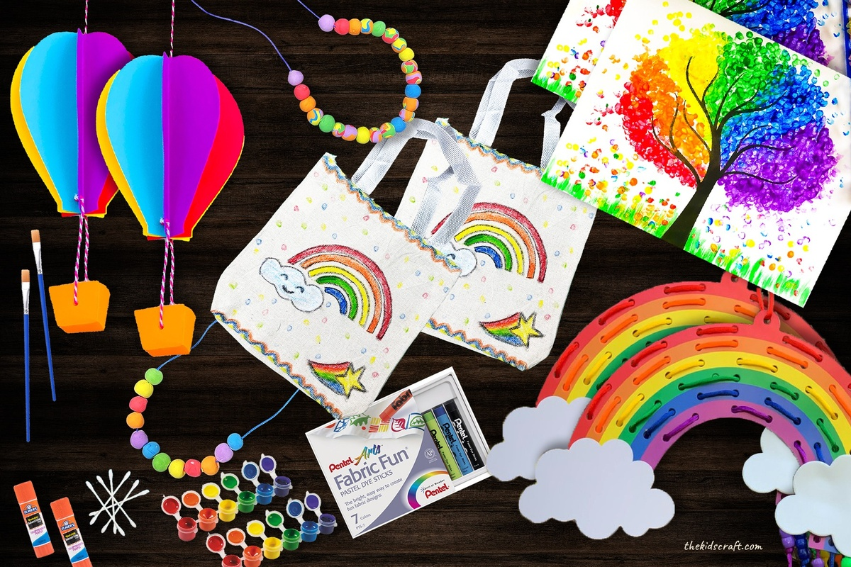 The Kids Craft, DIY Craft Subscription Box for Kids Photo 1