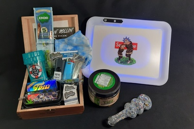 Stoner Bundle by Dank Box - 420 Subscription Box Photo 1