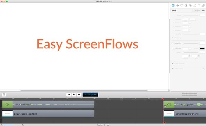 Video editing 8