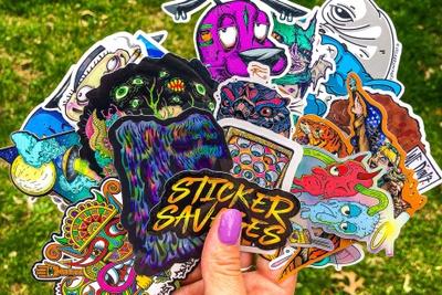 Sticker Savages Photo 2