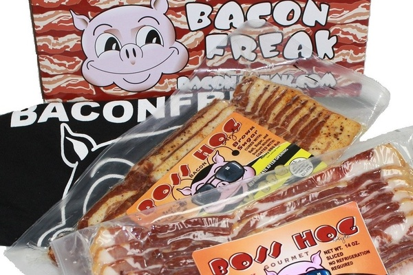 """Bacon Is Meat Candy"" Bacon of the Month Club Photo 1"