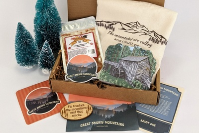 National Parks Subscription Box by Cat's Meow Village Photo 3
