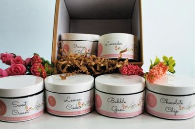 Pink Cookies & Cream Skincare Photo 2