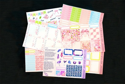 Coco and Opal Design Planner Sticker Subscription Photo 3