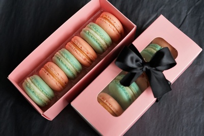 Phivi French Macaron Box Photo 2