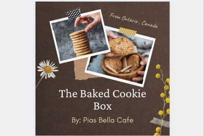 The Baked Cookie Box Photo 1