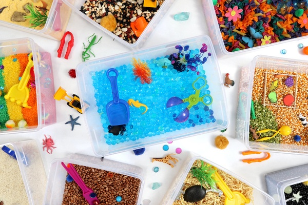Sensory Bin monthly subscription Photo 1