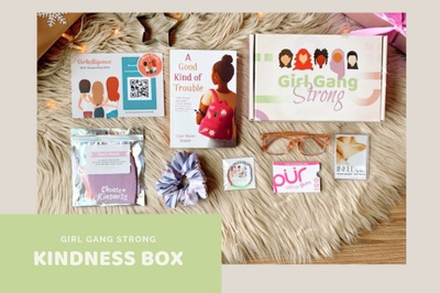 Girl Gang Strong Subscription Box Photo 3