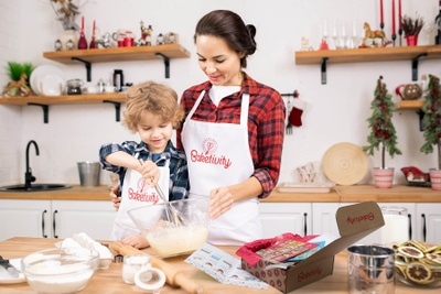 Baketivity Kids Baking DIY Activity Kit Photo 3