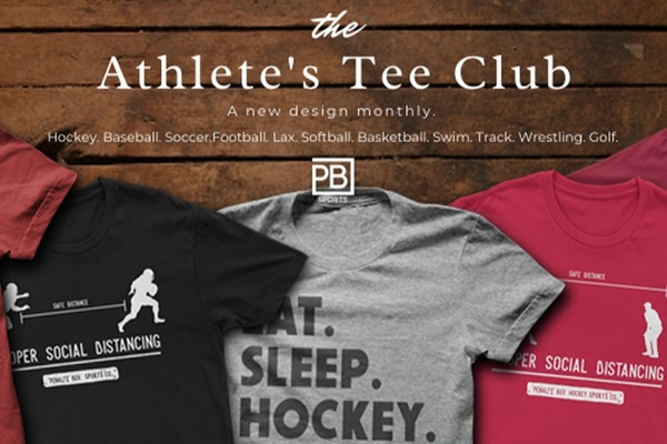 Athlete's Tee Club Photo 1