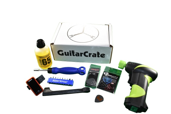 Guitar Crate Photo 1
