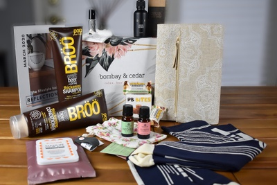 Bombay & Cedar :: The Monthly Lifestyle Box Photo 1
