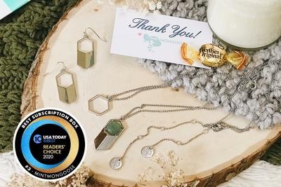 mintMONGOOSE Jewelry Subscription Photo 3