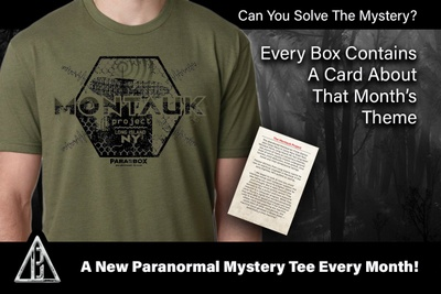 ParaBox Monthly - Paranormal T-Shirts Photo 3