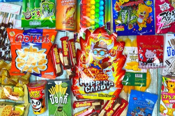 ASIAN Snack BOX Photo 1