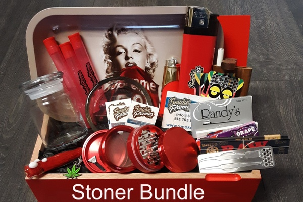 Dank Box - Monthly Rolling Paper 420 Subscription Box Photo 1