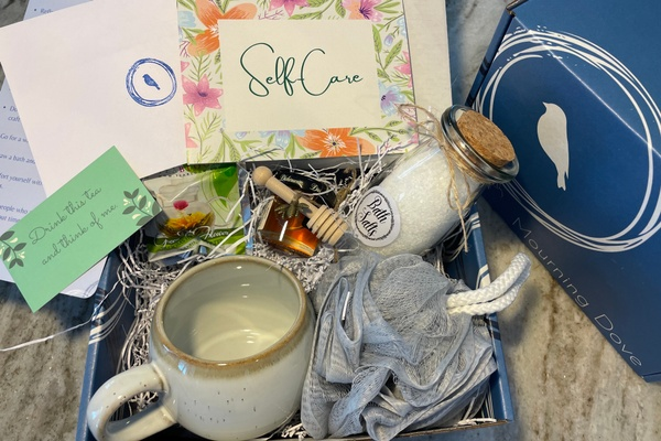 Mourning Dove Grief Box Photo 1