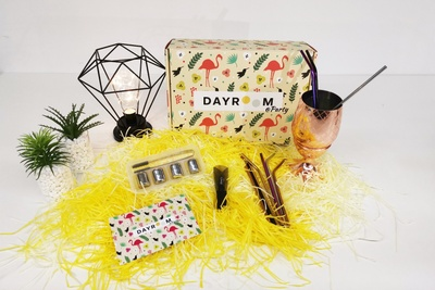 Dayroom Subscription Box Party Edition Photo 2