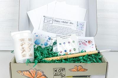 Classy Artist Box Photo 1