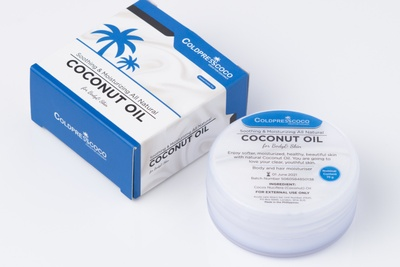 All Natural Coconut Oil Moisturiser for Body and Hair Photo 1