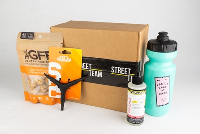 Street Team // Cycling Care Package Photo 2