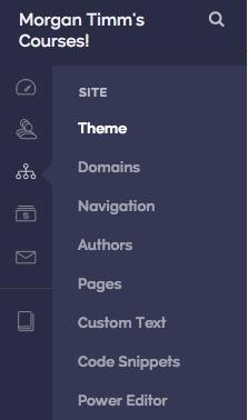teachable customize menu.png