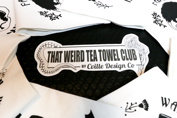 That Weird Tea Towel Club Photo 1