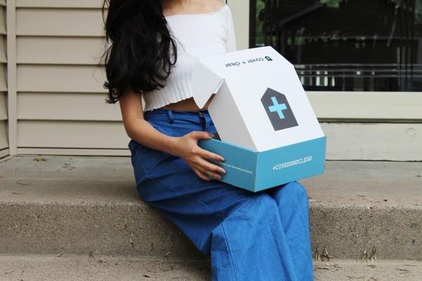 Cover + Clear Health Box Photo 1
