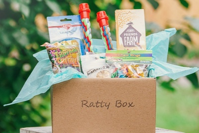 Ratty Box Photo 1