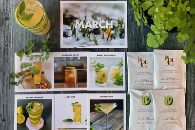 1pt Monthly Infused Cocktail Box Photo 2