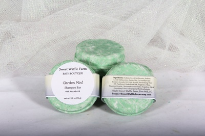 Shampoo Bars by Sweet Waffle Farm Photo 3