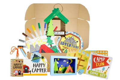 Kay-Bay Kids - Craft & Play Box Photo 1