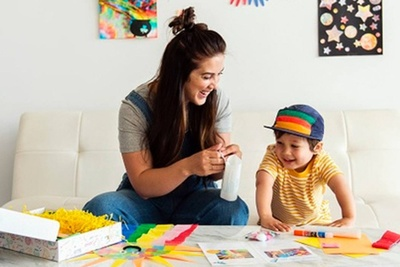 Photo for Box Insider article Self-Care for Every Family Member: Why Children Need Self-Care Too
