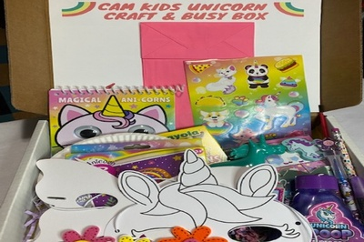 CAM Kids Craft Box Photo 2