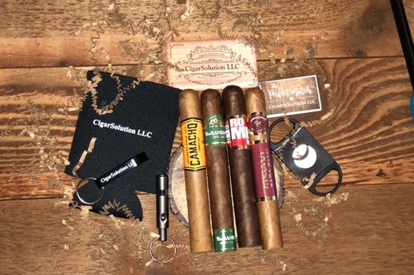 Monthly cigars sent to you! Photo 1