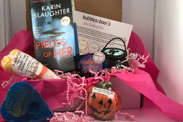 Bubbles and Books Mystery & Thrillers Photo 1