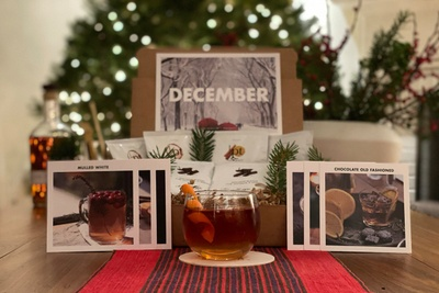 1pt Monthly Infused Cocktail Box Photo 1