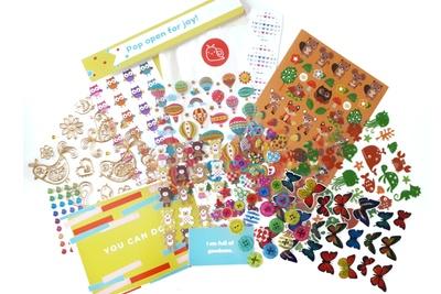 Snail Mail Sticker Club Photo 1