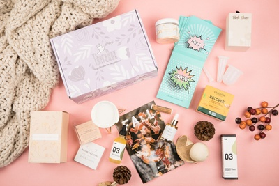 TheraBox - Self Care Subscription Box Photo 3