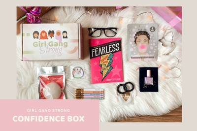 Girl Gang Strong Subscription Box Photo 2