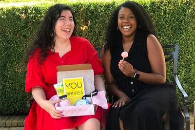 Sisterhood Subscription Box Photo 2