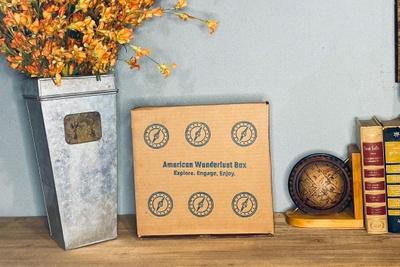 American Wanderlust Box Photo 2