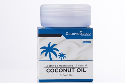 All Natural Coconut Oil Moisturiser for Body and Hair Photo 3